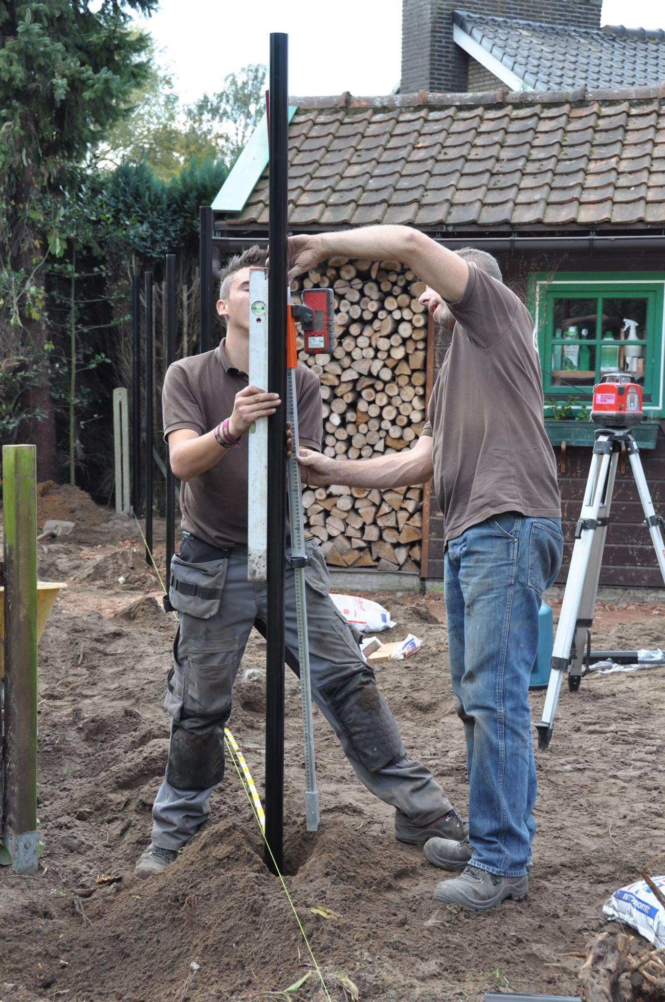Tuinaanleg & onderhoud - Cis Van der Linden Tuinaanneming en -Architectuur