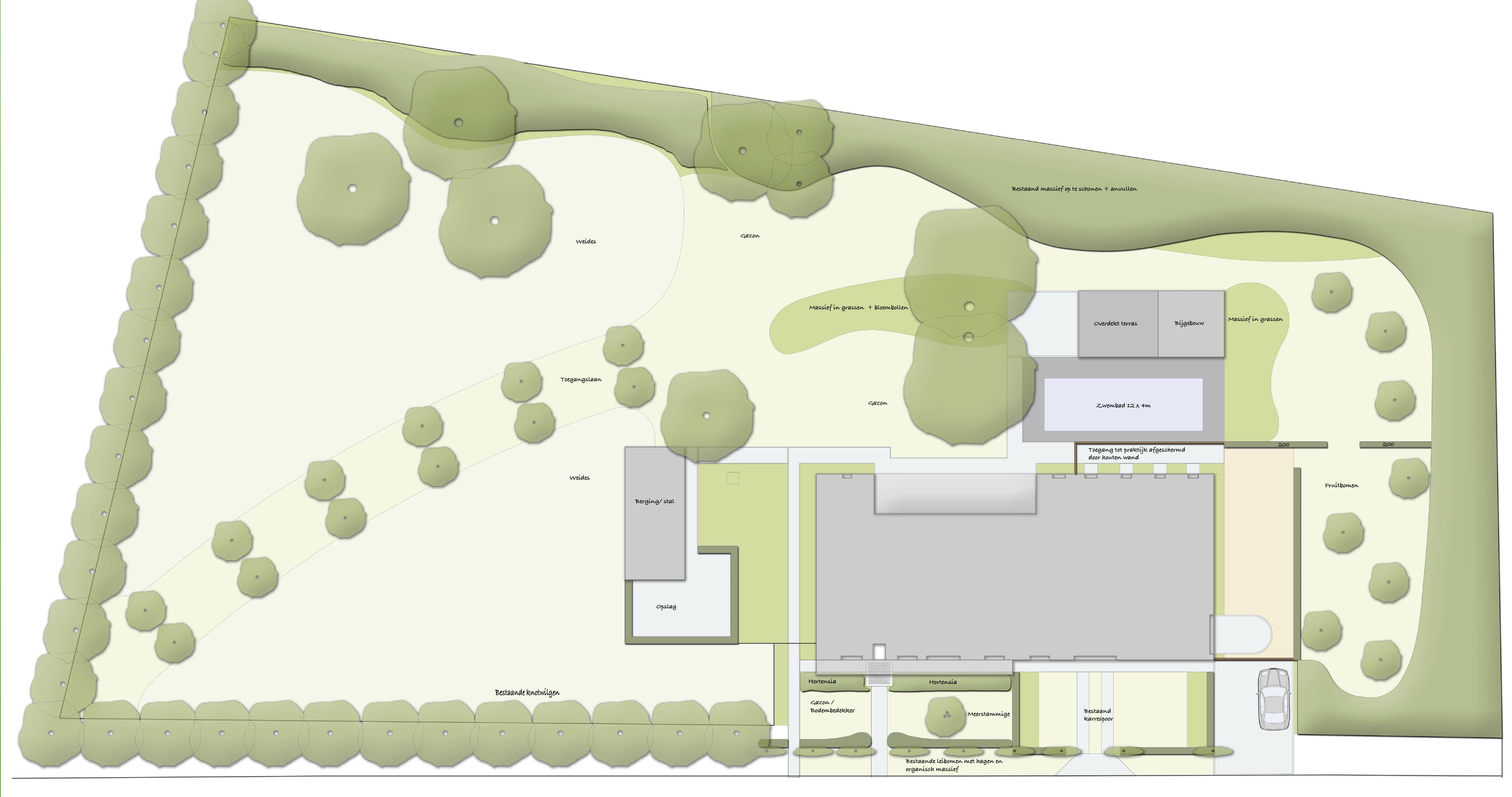 Tuinarchitectuur - Cis Van der Linden Tuinaanneming en -Architectuur