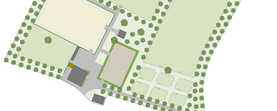 Hippisch project te Wuustwezel - Cis Van der Linden Tuinaanneming en -Architectuur