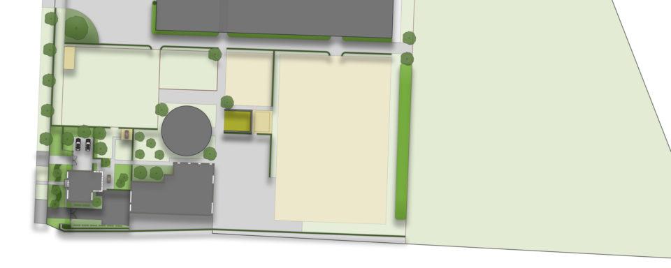 Hippisch project te Oud-Turnhout - Cis Van der Linden Tuinaanneming en -Architectuur