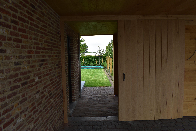 Privetuin te Meerle - Cis Van der Linden Tuinaanneming en -Architectuur